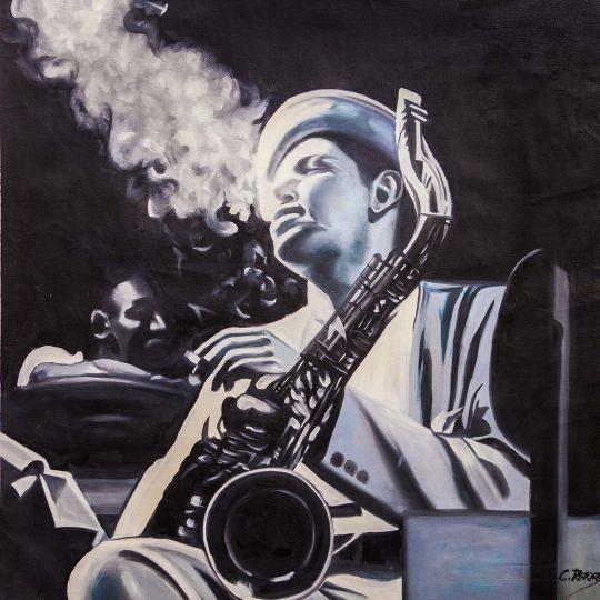 Весь этот джаз N6