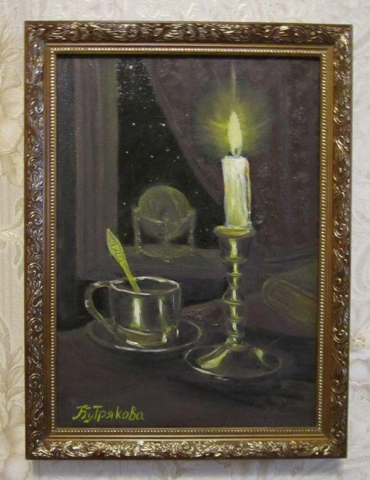 И пусть свеча горит...