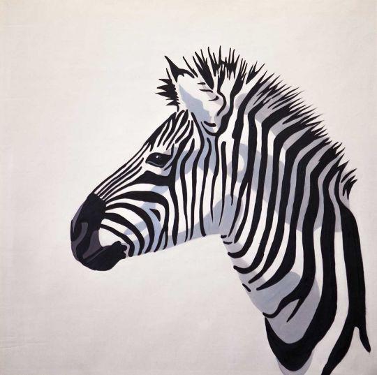Зебры. Ориджинал колор N5