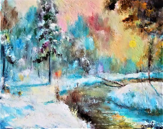 Зимний вечер2