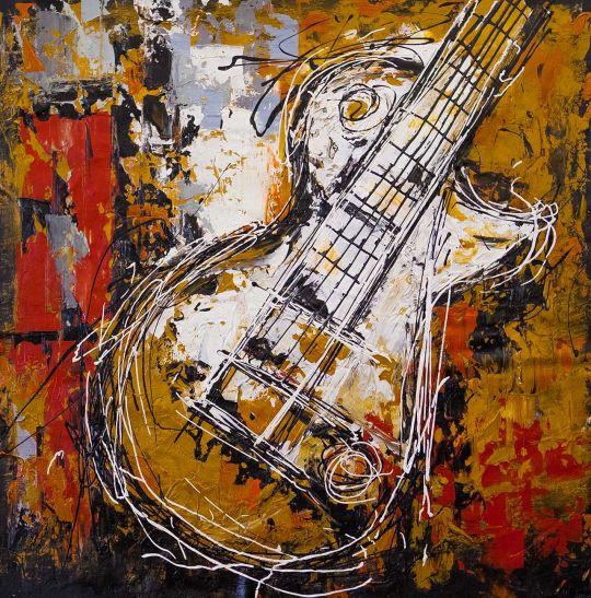 Хард Рок гитара