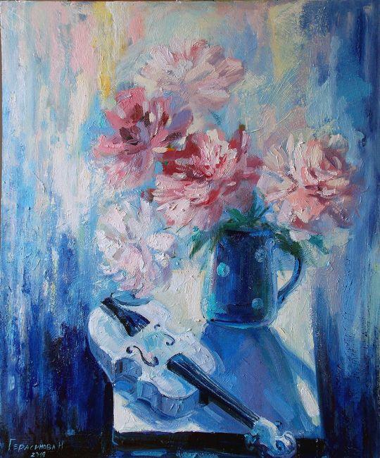 Ноктюрн белой скрипки