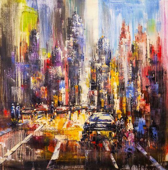 Городская мозаика N2