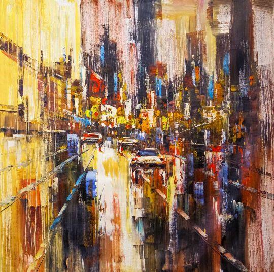Городская мозаика N3