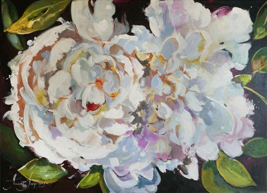 Pearl flowers