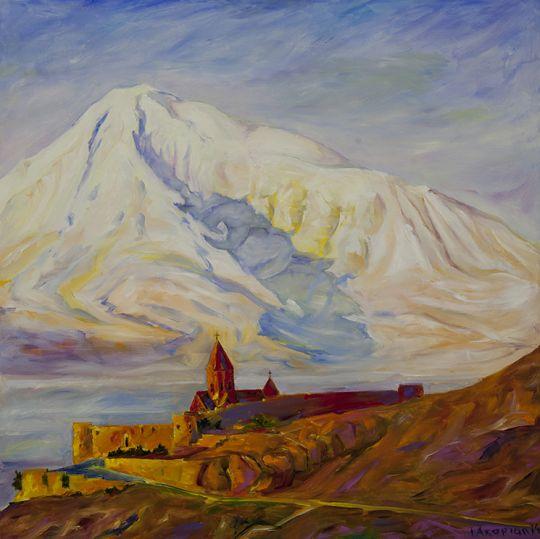Монстырь Хор Вирап