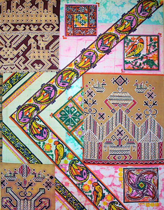 Ритмы русского орнамента