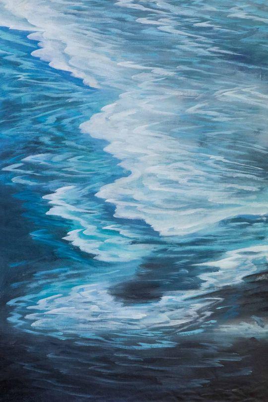 Все оттенки морской волны