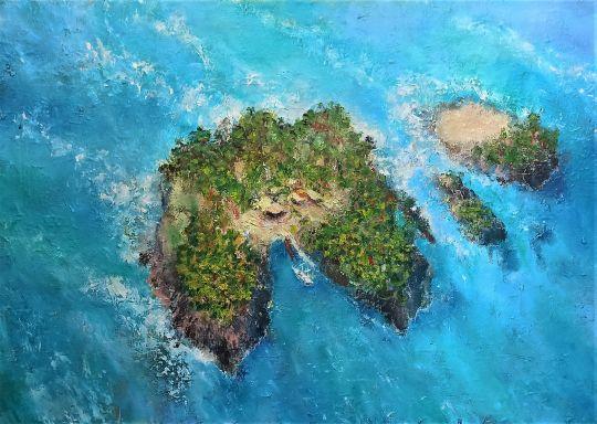 Продается остров