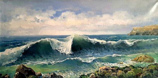 Волна. Крым