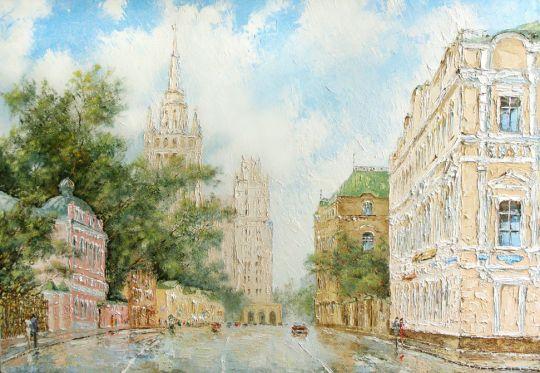 Большая Никитская ул. Москва