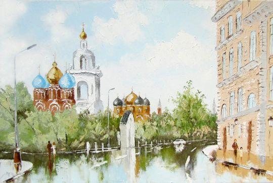 Варварка, Москва