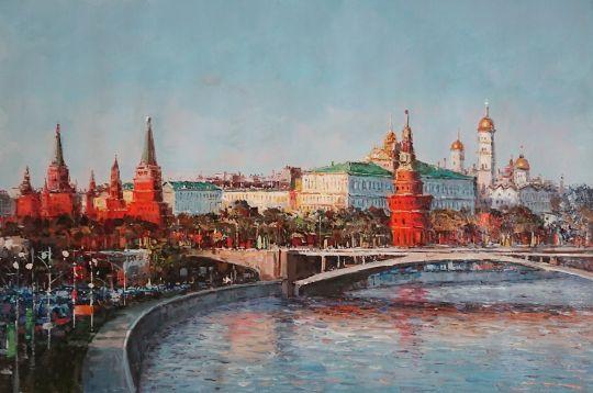 Москва.худ.С.Минаев