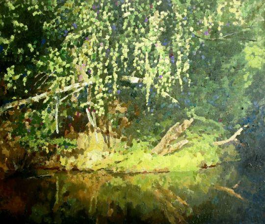 Лесная речка