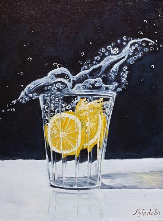 Магия воды. Лимон