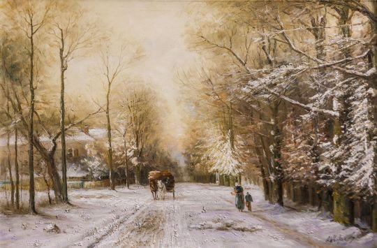 По зимней дороге N2