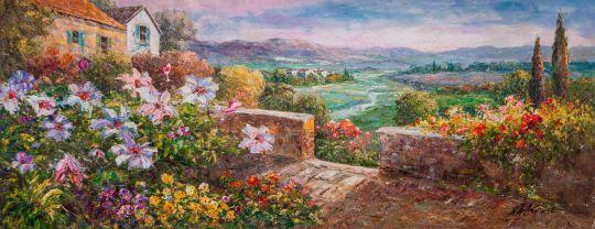 В краю солнца и цветов N3. Версия AV