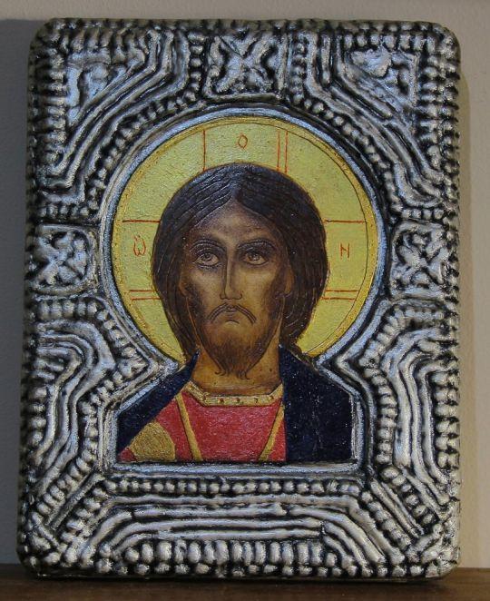 Икона Спасителя