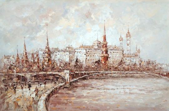 Москва.худ.Р.Смородинов