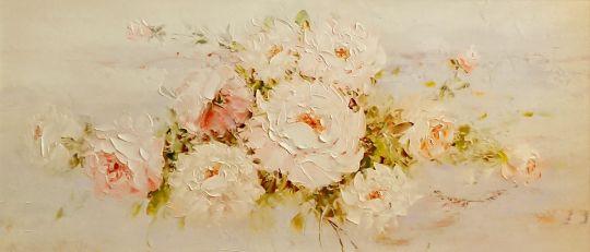 Нежные цветы.худ.А.Джанильятти