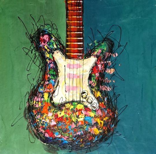 Гитара.худ.Л.Гарсия