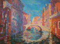 Венеция.Прогулка с Бродским.