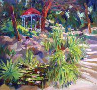 Китайский павильён.Никитский ботанический сад.