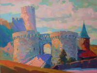 Средневековоая крепость.Калемегедан.