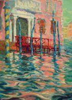 Венеция.Игра отражений.