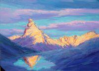 Озеро Бессмертных.Горы Кавказа.