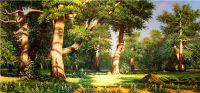 Лес.копия И.Шишкина.худ.С.Минаев