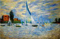 Лодки.копия Моне.худ.С.Минаев
