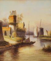 Голландия.худ.С.Минаев