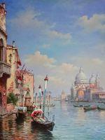Венеция.худ.А.Бруно