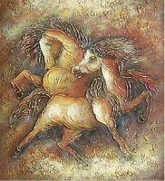 Играющие лошади.худ.С.Минаев