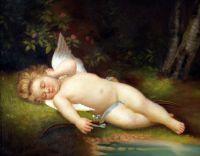 Ангел спит.худ.С.Минаев