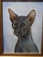Портрет Пуса