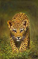 Леопард.худ.А.Бруно