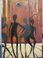 Танцующая Африка