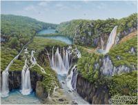 Водопады Плитвицы. Хорватия