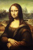 Мона Лиза. копия Леонардо да Винчи.худ.Р.Смородинов