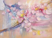 Танец розовых лепестков