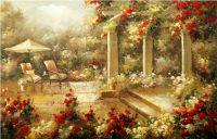 В саду.худ.С.Минаев