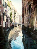 Венеция солнце