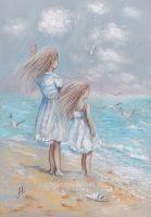 Две сестры и море