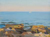 Прибрежные камни