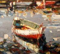 Лодка.худ.А.Бруно
