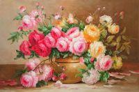 Букет роз.худ.Р.Смородинов