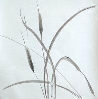 Летние травы.худ.Л.Гарсия