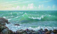Морской блюз.